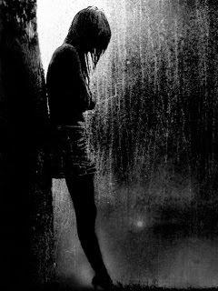 walking alone in rain (1)